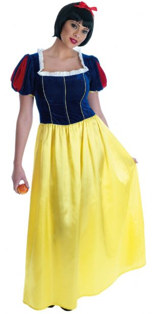Snow White Plus Size Costume (2647)